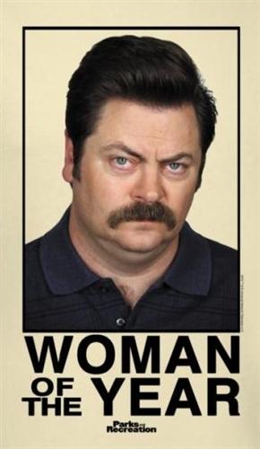 A Better Male Feminist: Ron Swanson