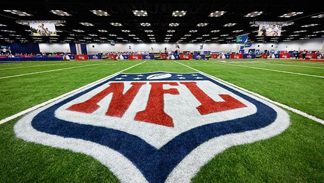 NFL Combine Football
