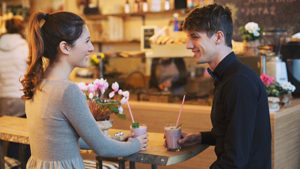 man-woman-first-date-smiling