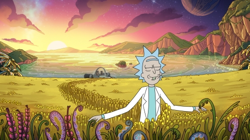 Rick and Morty Season 4 Credit: Adult Swim