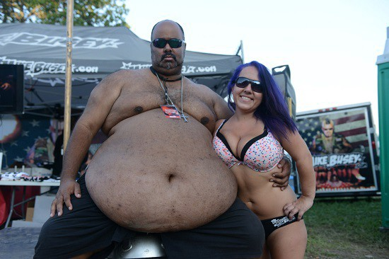 Why Do Sexy Women Date Fat Guys?. Have you ever seen a Fat guy on a cover…  | by Sugardaddie.com | Medium