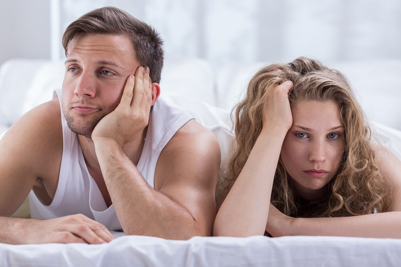 Sexually Unsatisfied? It's Time to Talk